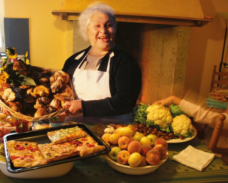 Kulinarische Woche in Umbrien und der Toskana - 8 Tage Kochen, Schlemmen und Entdecken