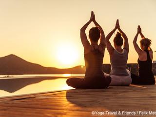 Luxusurlaub & Yoga auf Kreta mit Anna Trökes: Schwerpunkt Rücken, Nacken, Schultern
