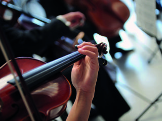 Streicherensembles - Trio bis Sextett (Level D - deutlich Fortgeschrittene)