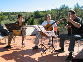 Summer Grooves & Songs: Gitarre & Percussion