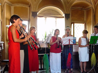 Klarinette - Ensemblespiel (Level B + C)