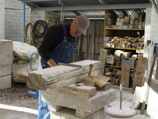 Steinarbeit basics - Das Handwerk erlernen im Tessin
