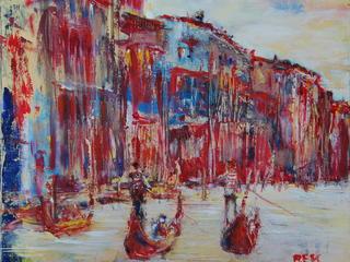 Busreisen - Malen - Kultur - Yoga in Istrien mit Venedig