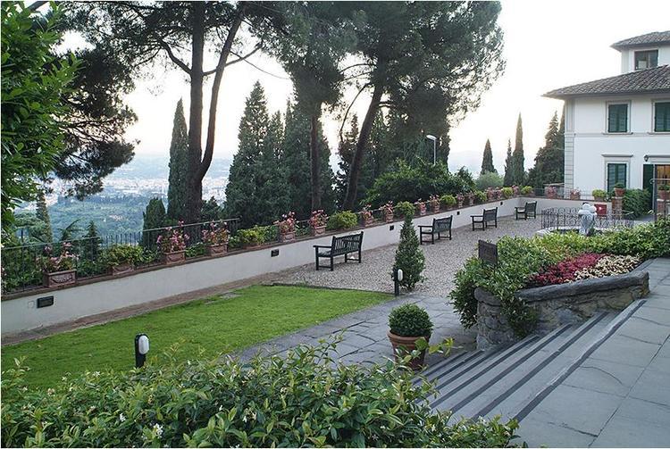 Retreaturlaub istituto galilei wochen italienische kochkurs an der villa bei florenz