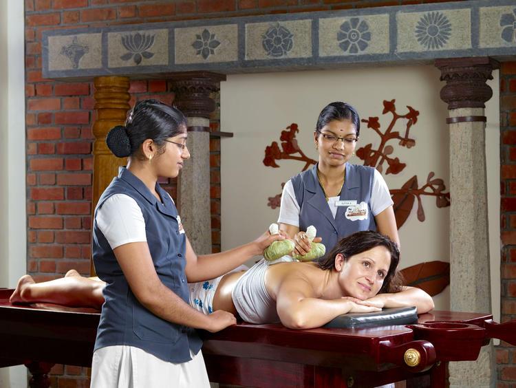 Ayurveda Wellnessurlaub in Indien - die Philosophie von Körper, Geist und Seele