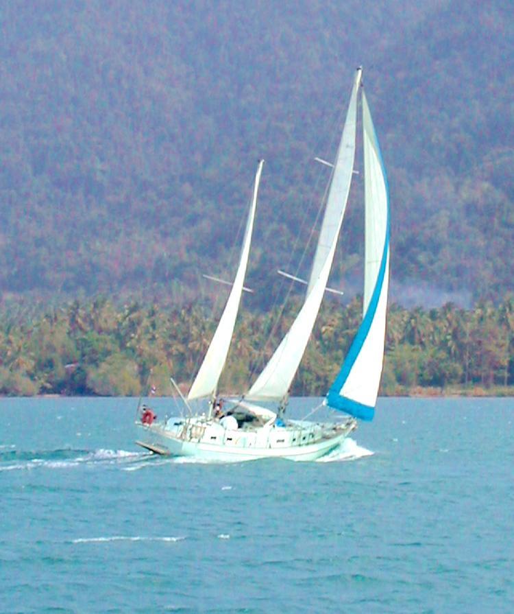 Thailand Segeln durch den Koh Chang Nationalpark (Preis auf Anfrage)