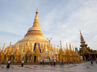 Myanmar: Radreise durch das Goldene Land