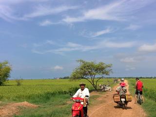 Retreaturlaub biketeam radreisen radreise durch kambodscha von angkor ueber phnom penh zur kueste