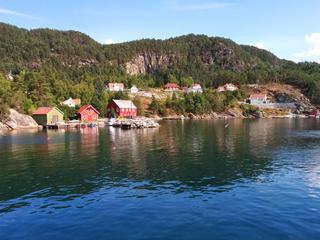 Radreise über die norwegischen Lofoten
