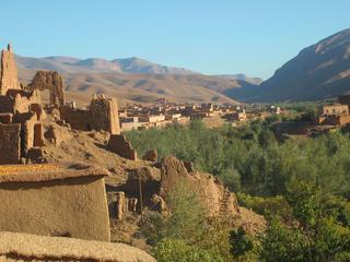 Marokko: Mit dem MTB über den Hohen Atlas und durch Oasenstädte