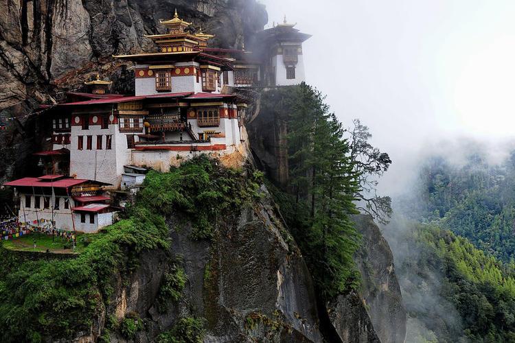 Bhutan - Biketour im Land der Donnerdrachen