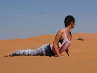 Retreaturlaub nosade 10 tage yoga retreat in marrakesch in der marokkanischen wueste