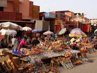 Retreaturlaub nosade 5 tage yoga sightseeing in marrakesch