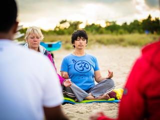 Yoga + Stille Retreat auf der Insel Rügen