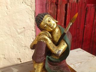 MeditARTE - Stille & Kreativität... 7-Tages-Retreat: Meditation und Kunst auf Lanzarote