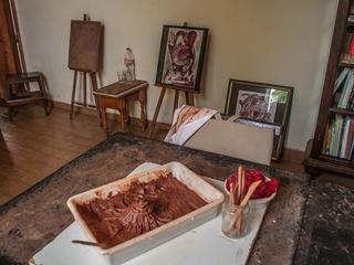 Retreaturlaub arte terapia lanzarote musenstunden kreativitaet achtsamkeit selbstmitgefuehl