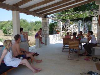 Retreaturlaub der kleine tempel yoga d eine quelle der entspannung kraft und inspiration yoga und maronenfest in lovran kroatien 16 bis 23 oktober 2016 in bezaubernden unterkuenften