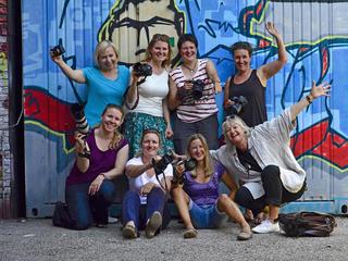 Fotogrundkurs am Wochenende für Frauen in München