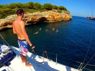 Segeltörn Sardinien: eine Woche Costa Smeralda