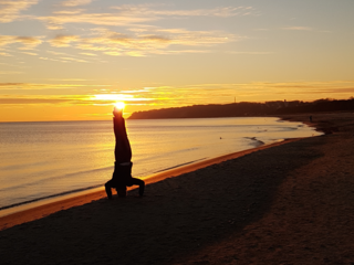Retreaturlaub yogamar ruegen yoga fitness