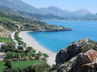 Kreativuralub in der Souda Bucht (Südküste - Kreta)