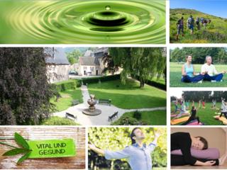 Yoga der Achtsamkeit, Ruhe und Entspannung im Kloster