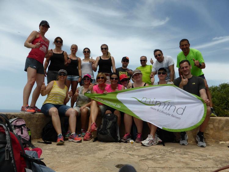 Retreaturlaub mimind aktiv lifestyle reisen gmbh fitness wellnesswoche mallorca mai 2017