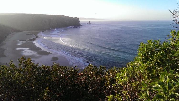 Aloe Vera Fasten und Wandern in der West-Algarve Portugals