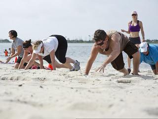 Erfolgreich Abnehmen in Spanien - 10 Tage Abnehm Fitness Urlaub an der Costa del Sol