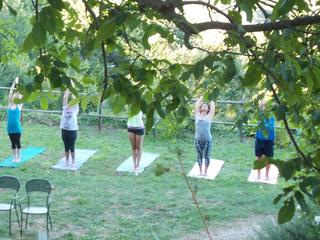 Retreaturlaub yogalovin retreats in croatia yoga sandstrand und fahrradtouren durch weinbaufelder 5 12 august 2017 in lumbarda kroatien
