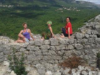Yoga, Sandstrand und Fahrradtouren auf der Insel Korcula, Kroatien