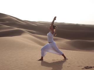 WÜSTENREISE mit Yoga, Wandern und Coaching  - 8 traumhafte Tage in 1001 Nacht