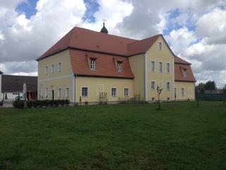 Yoga-Wochenende im Rittergut Nieder-Mosel bei Zwickau