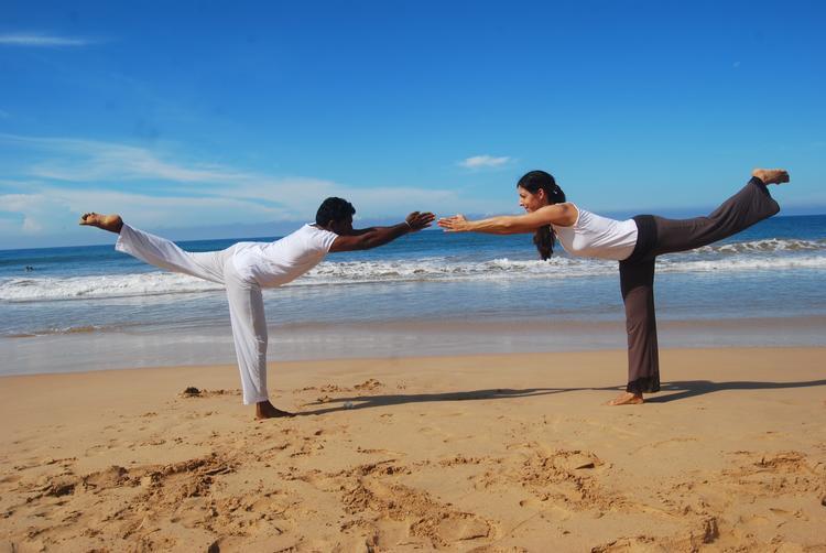 Ganzheitliches Yoga Retreat für  7 oder 14 Tage  vom 1.07. – 15.07.2018 in Induruwa, Sri Lanka