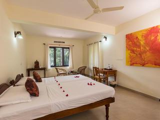 Retreaturlaub reisefieber reisen gmbh ananda lakshmi ayurveda retreat koerper seele und geist