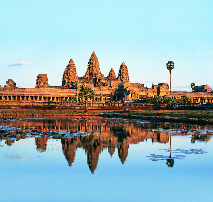 Angkor Aktiv Erleben