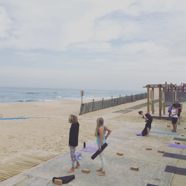 Yoga und Surfen an der unendlichen Küste – Frankreich, 22.-29. Juni 2019