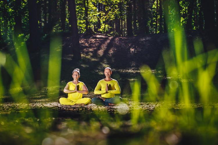 Yoga & Stille - YOGAmar Rügen