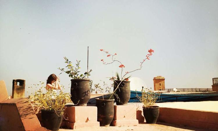 Retreaturlaub nosade 5 tage urban marrakech yoga retreat in marokko
