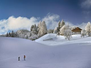 Yoga, Langlauf & Winterwandern im Chiemgau