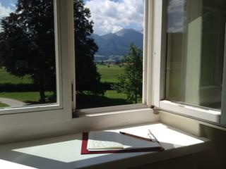 Kreative Schreibreise im Nationalpark