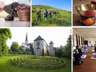 Yoga, Achtsamkeit, Wandern & innere Ruhe - im Kloster Steinfeld (Eifel)