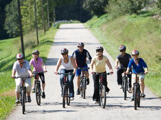 Natur Pur ...relaxen und mit dem Fahrrad die Natur genießen