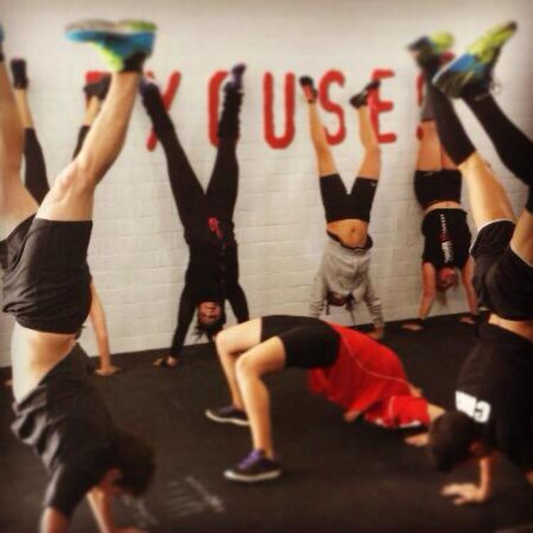 Fitnessreise Andalusien - CrossFit Special - März 2019