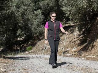 Nordic Walking auf Kreta