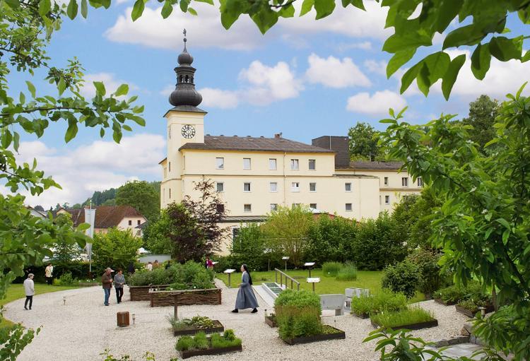 Spirituelles Fasten und Kneippen bei den Marienschwestern in Bad Mühllacken