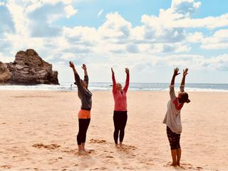 Retreaturlaub lets yoga 5 days private sea sun yoga escape fuerteventura