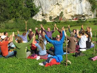 A Wild Breeze of Stillness, 6 Tage für Naturkinder von 0-99 Jahre