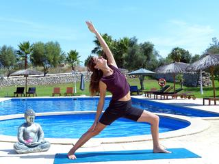 Yogaurlaub für die Frau auf Mallorca