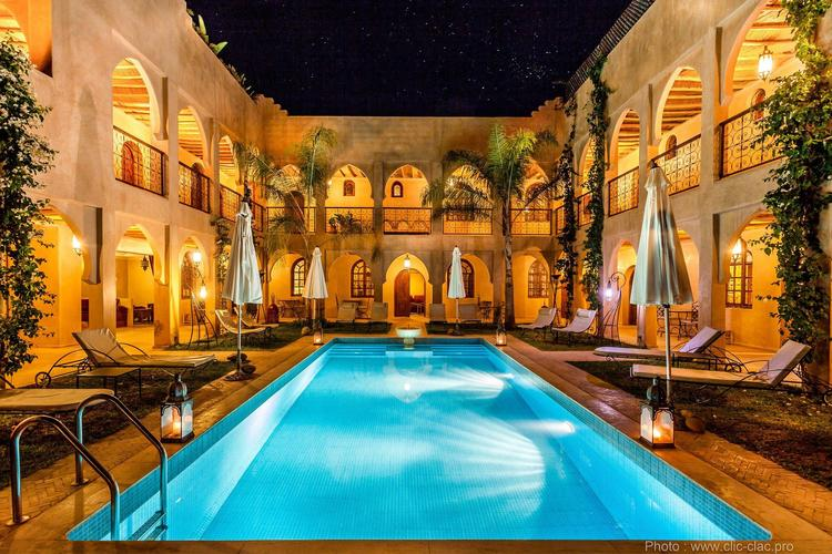 "Yoga Retreat Marokko ""Sounds of Silence"""